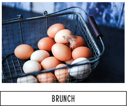 Coming Soon: Brunch